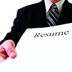 Executive position resume examples